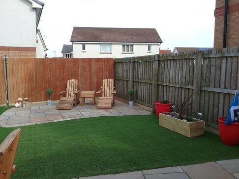 artificial grass in glasgow